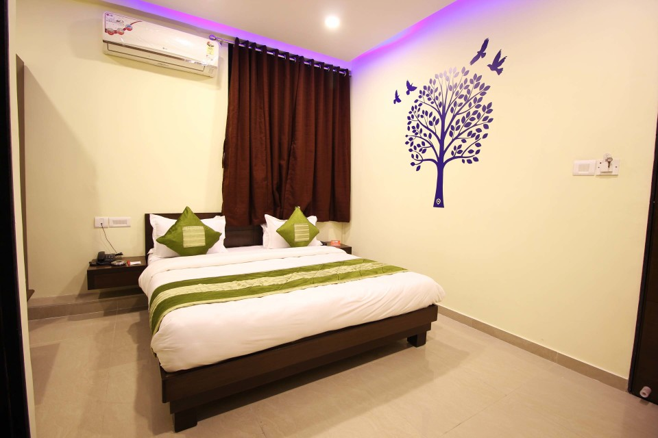 Rooms Single Bed- Hotel Ambience