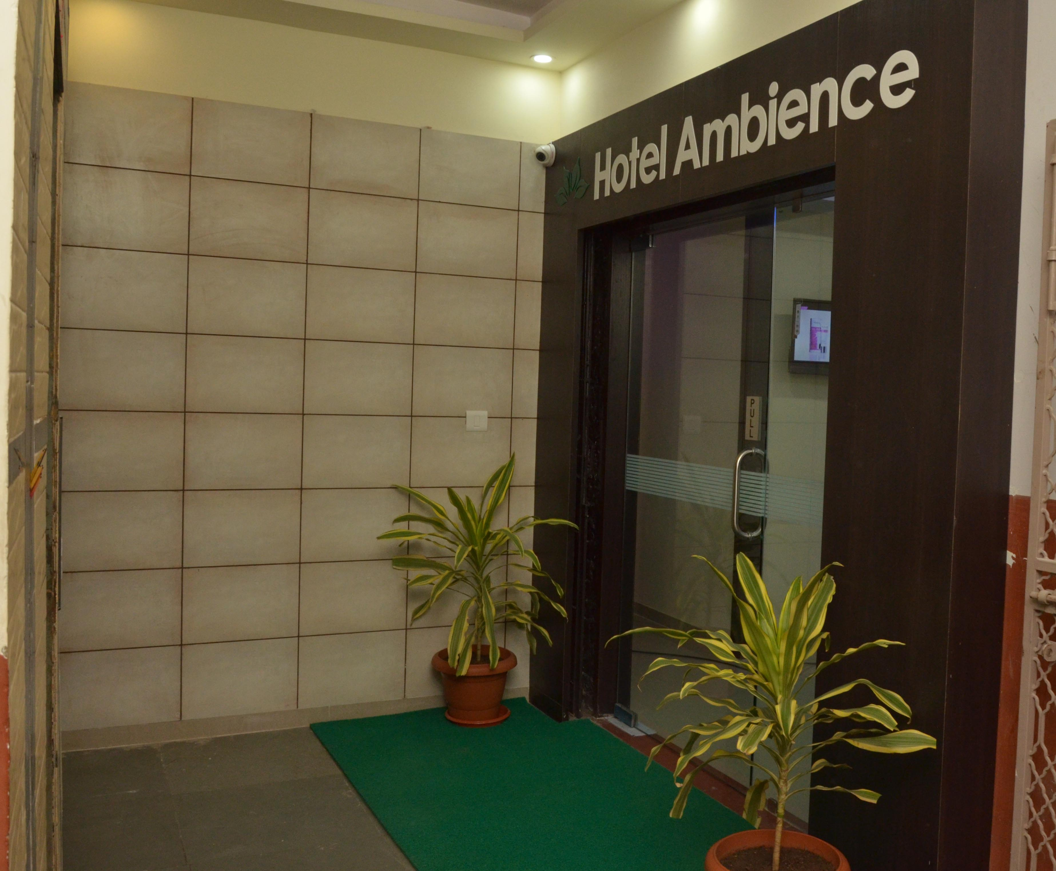 Rooms Hotel Entry- Hotel Ambience